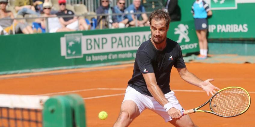 Richard Gasquet happy to reach 500 ATP win mark in Monaco