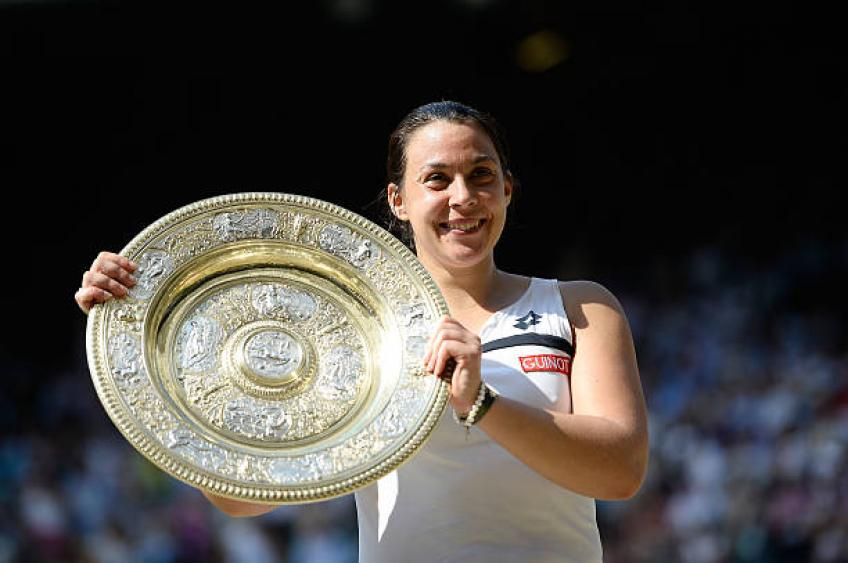 Marion Bartoli adds new (non-official) tennis event to her schedule