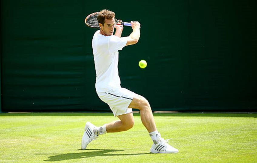 Behind the scenes footage featuring Andy Murray's recovery coming soon