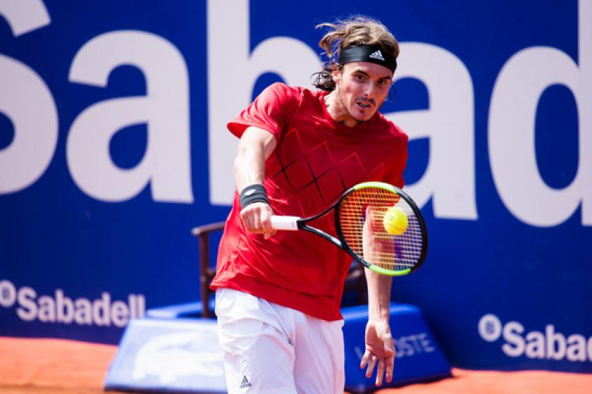 Stefanos Tsitsipas joins Federer, Nadal and Djokovic on the special list