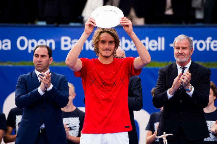 U21 Race to Milan: Stefanos Tsitsipas steals the show in Barcelona