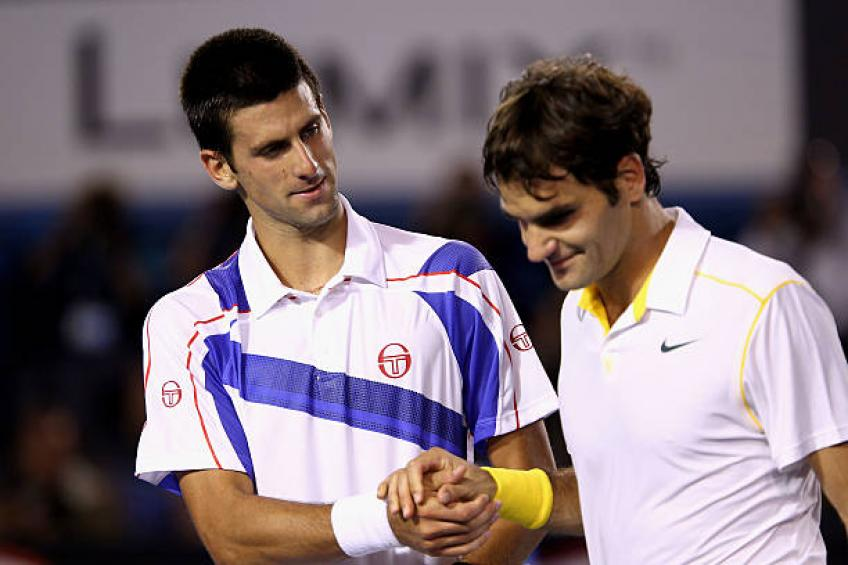 Novak Djokovic: 'Federer, Nadal came back. I have to follow them'