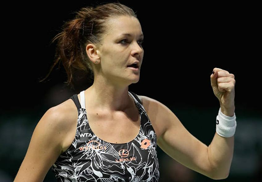 Agnieszka Radwanska could miss French Open due to injury