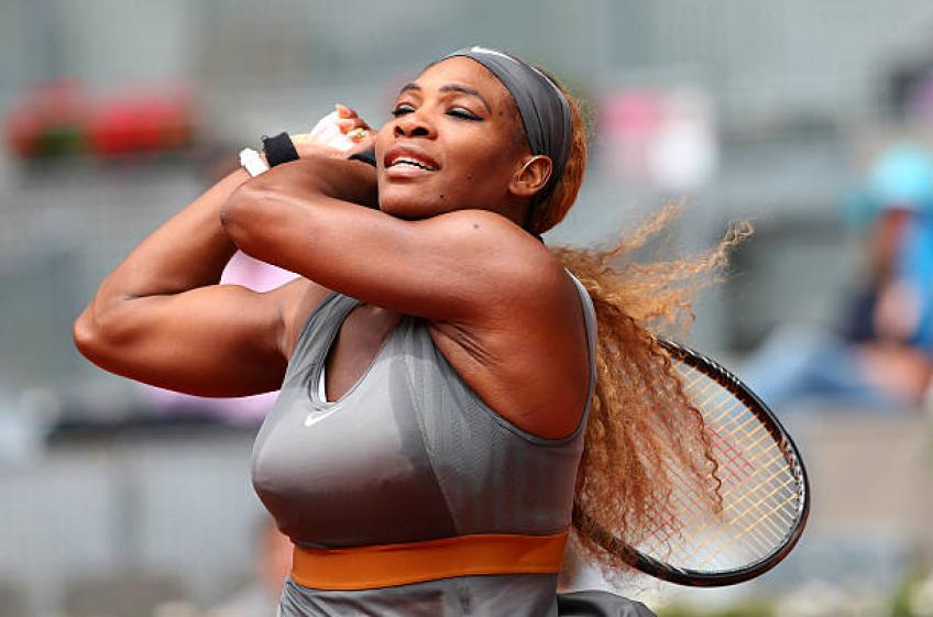 Serena Williams Officially Withdraws From Tournament — Madrid Open