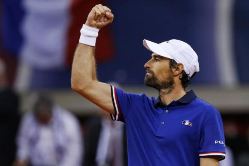 Jeremy Chardy reflects on his dominant Istanbul win over Thomas Fabbiano