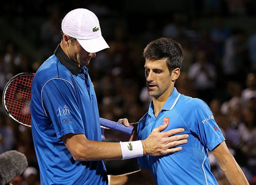 John Isner: 'Djokovic is the best playing at the maximum of his abilities'