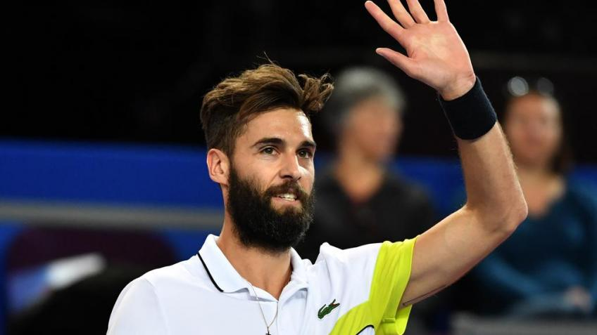 Benoit Paire overcomes mental problems, praises Lucas Pouille