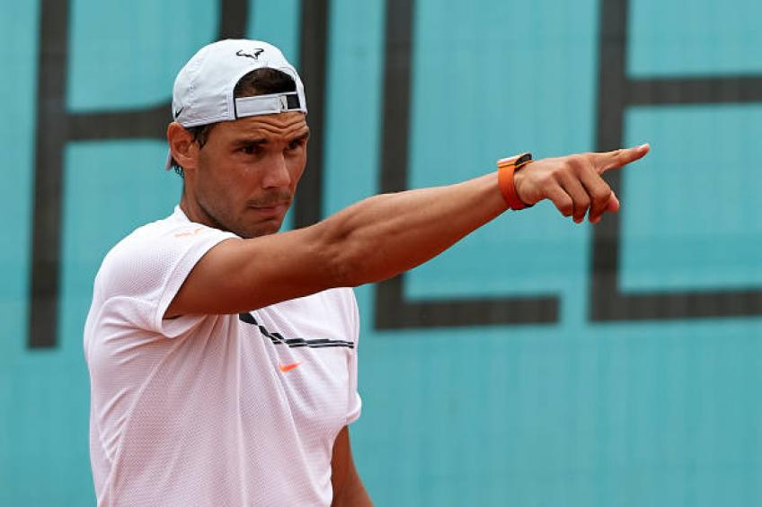 Thiem stuns Nadal in Madrid quarters