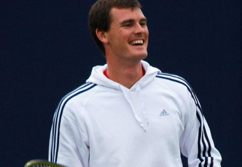 The struggle is real for Jamie Murray and Marko Djokovic