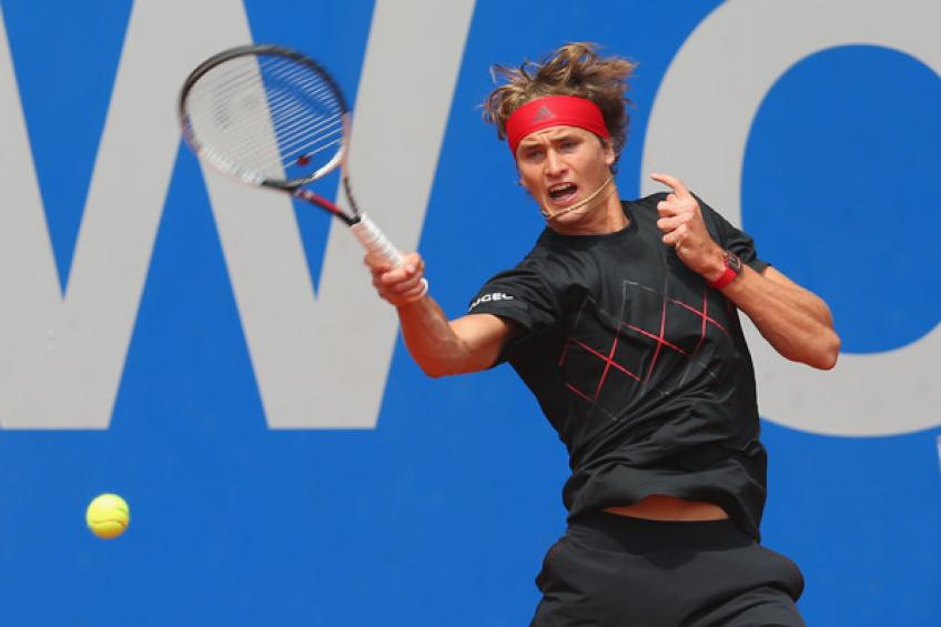 ATP Madrid: Alexander Zverev makes strong start. Thiem survives Delbonis
