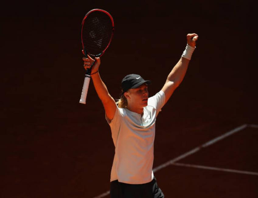 Denis Shapovalov sent strong message to haters on Instagram