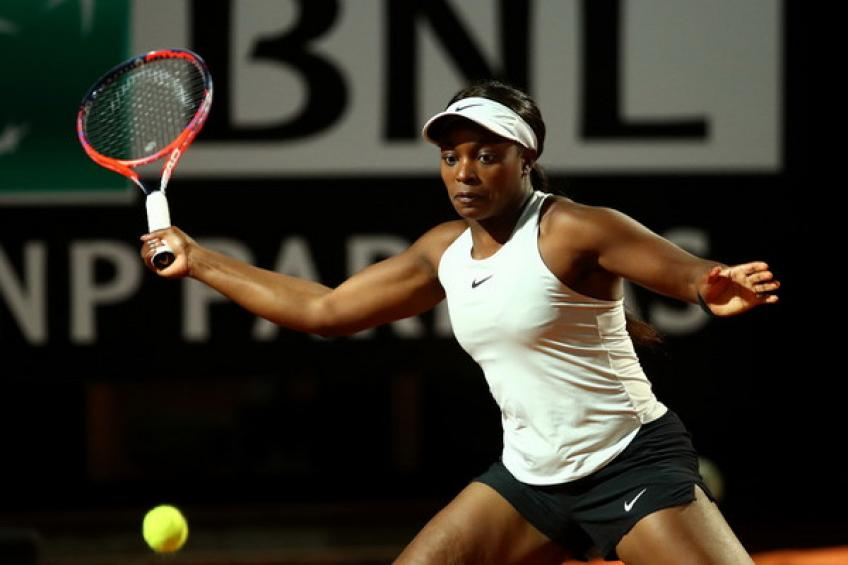 WTA Rome: Keys and Stephens move forward. Kontaveit destroys Vandeweghe