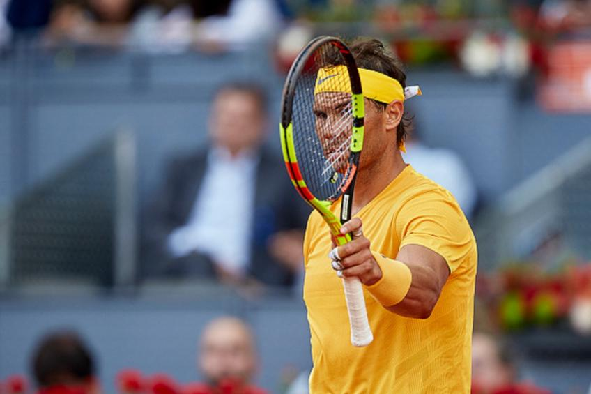 Rafael Nadal reveals three keys to compete at top level