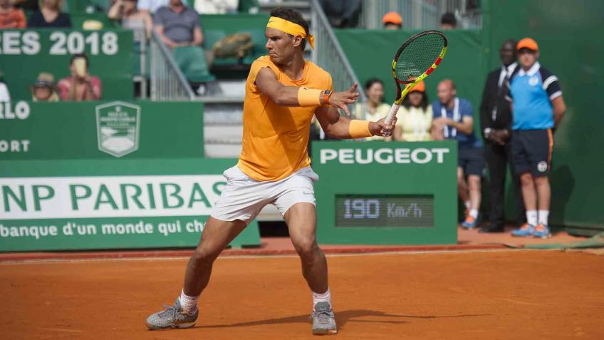 Nadal gets relatively easy start to Roland Garros