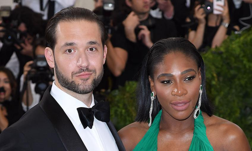 Serena Williams: 'I never thought I would have married a white guy'
