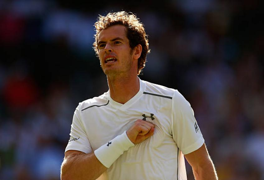 Andy Murray's agent makes worrying claim for the future