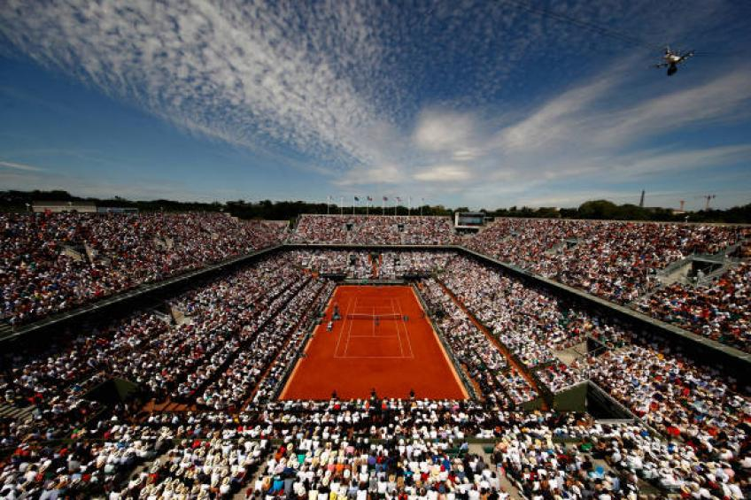 A Grand Slam finalist pulls out of French Open