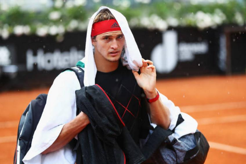 Alexander Zverev: 'I was not far away from beating Rafael Nadal on clay'