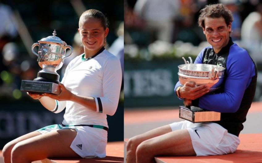 French Open glance: Nadal, Thiem play 1st-round matches
