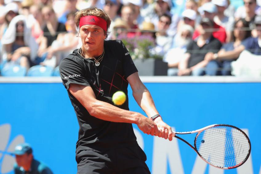 Alexander Zverev ends Grand Slam hoodoo against top-50 players