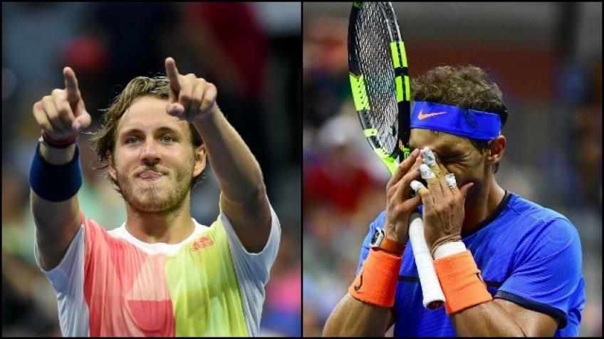 Rafael Nadal beats Vilas' record of consecutive wins on clay