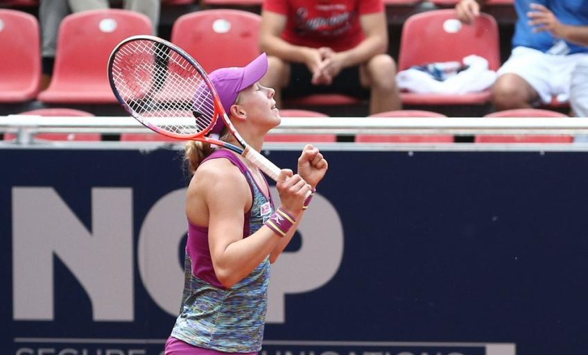 WTA Nurnberg: Allison Riske and Johanna Larsson will play for the title