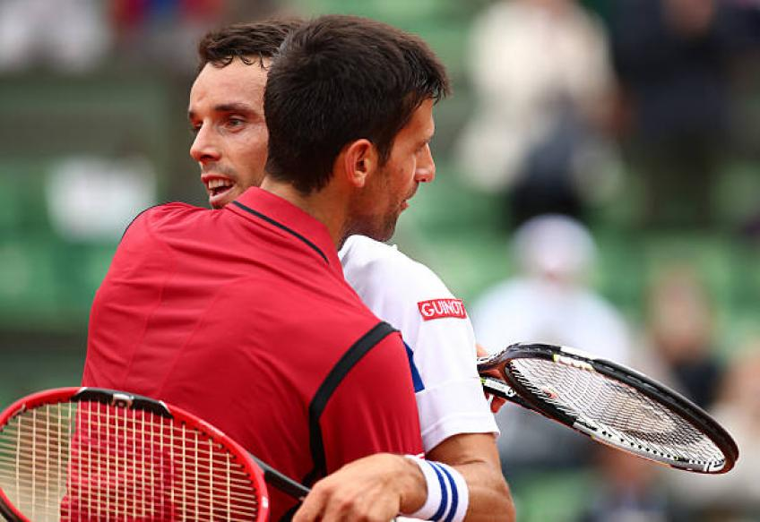 Djokovic's next French Open foe was cleared of match-fixing