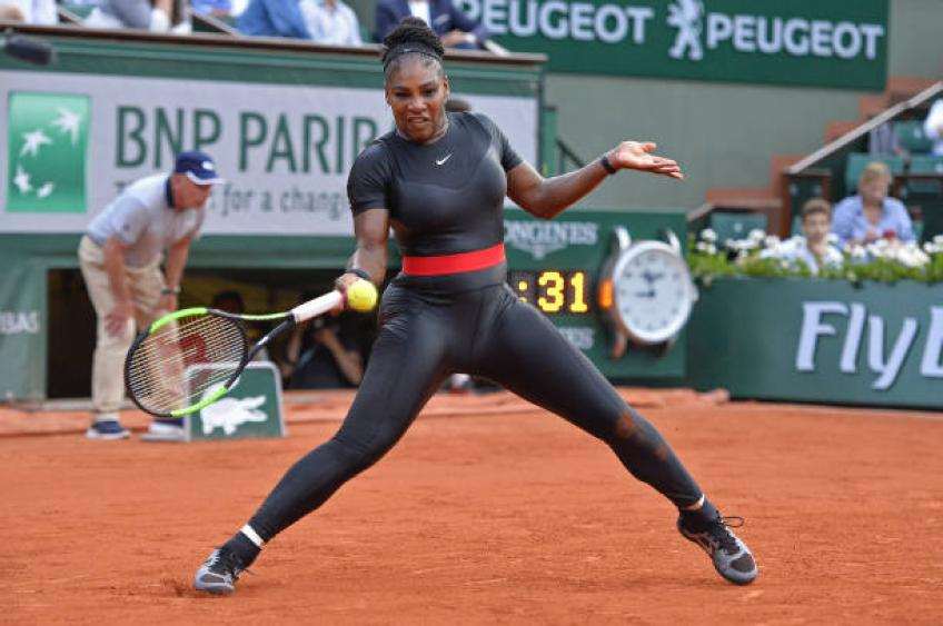 serena williams about her outfit   u0026 39 in 2018 the world is