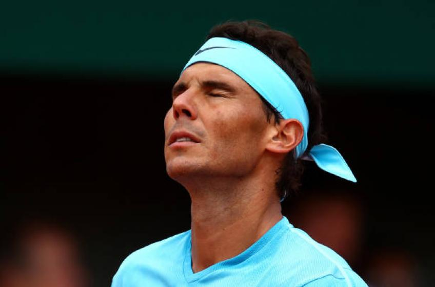 Rafa Nadal into French Open quarters without dropping a set