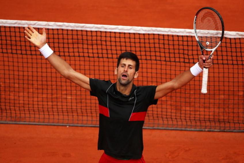 Novak Djokovic ties with Jimmy Connors in special Grand Slam achievement