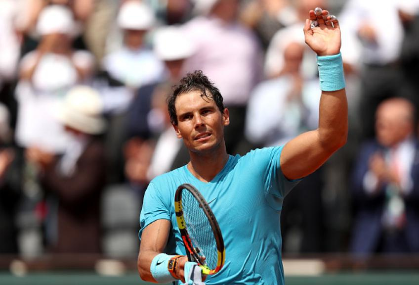 'Just incredible' as Nadal wins 11th French Open despite late injury scare