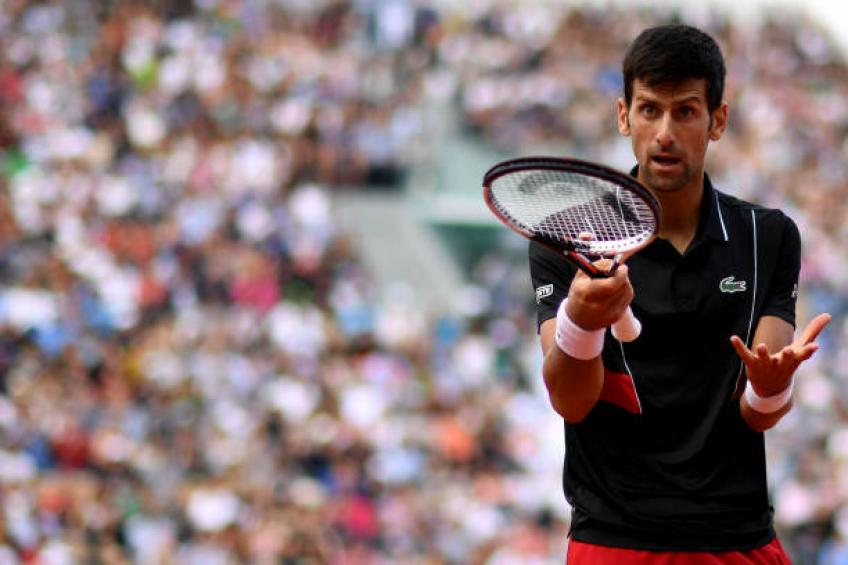 It's good to see Djokovic in this situation after loss- Fabrice Santoro