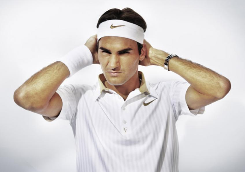 sutil telar plataforma  The day Roger Federer agreed to sign his first Nike contract