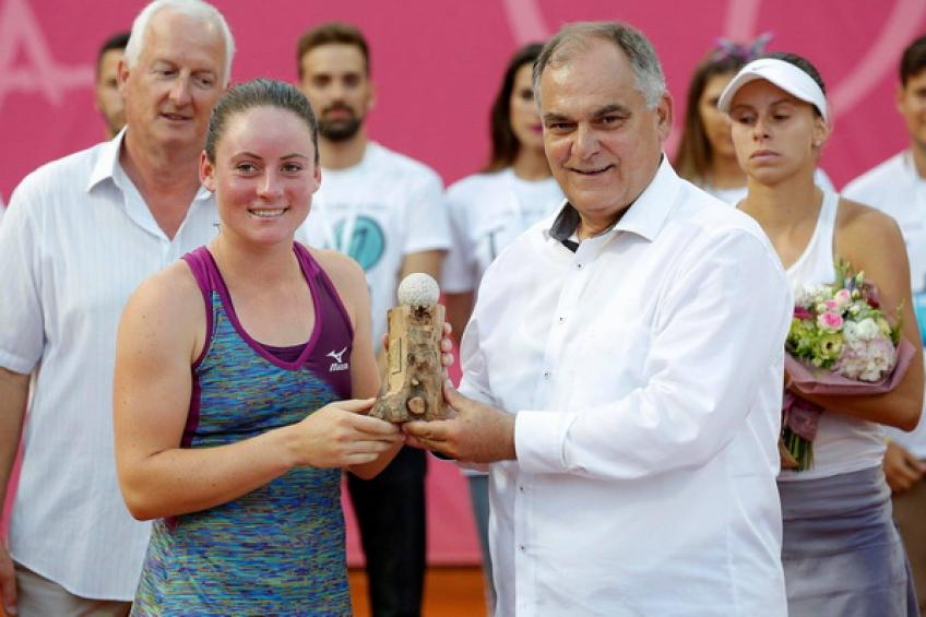WTA Bol: Tamara Zidansek claims her biggest title on the paradise island