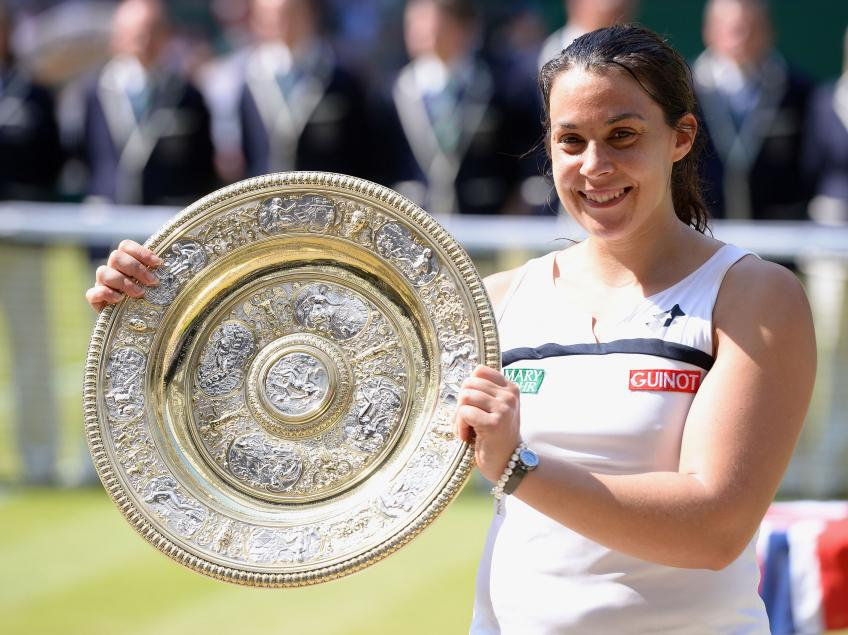 Marion Bartoli names Federer and Nadal's biggest ability