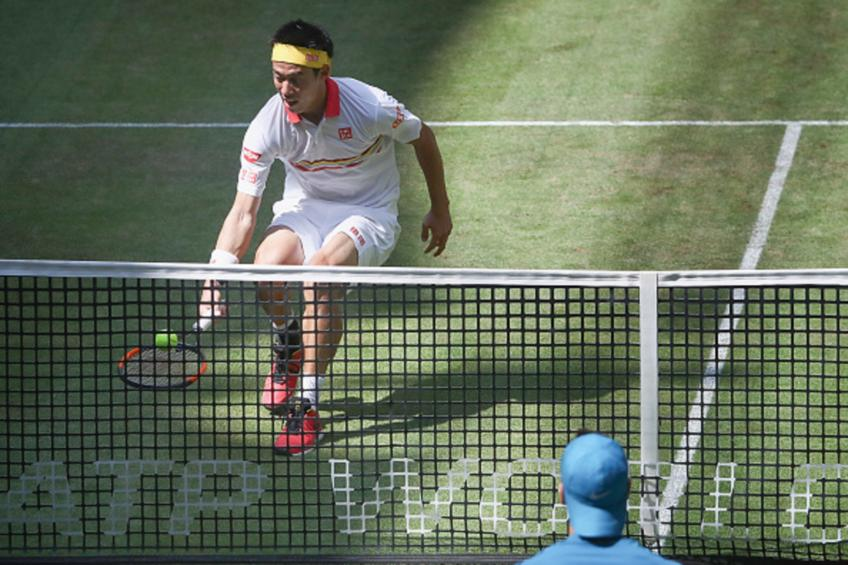Kei Nishikori explains his disappointing performance in Halle