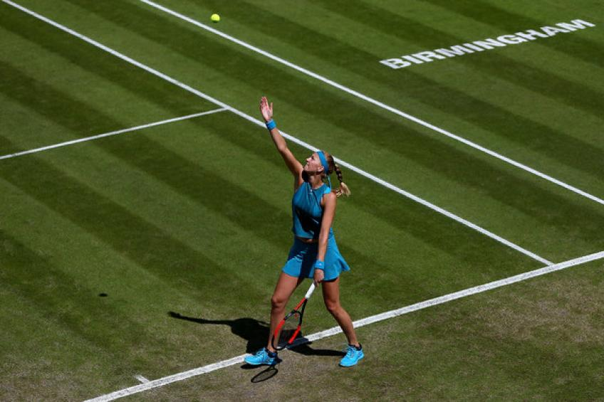 Nature Valley Classic | Kvitova: 'I don't feel pressure to defend the title'