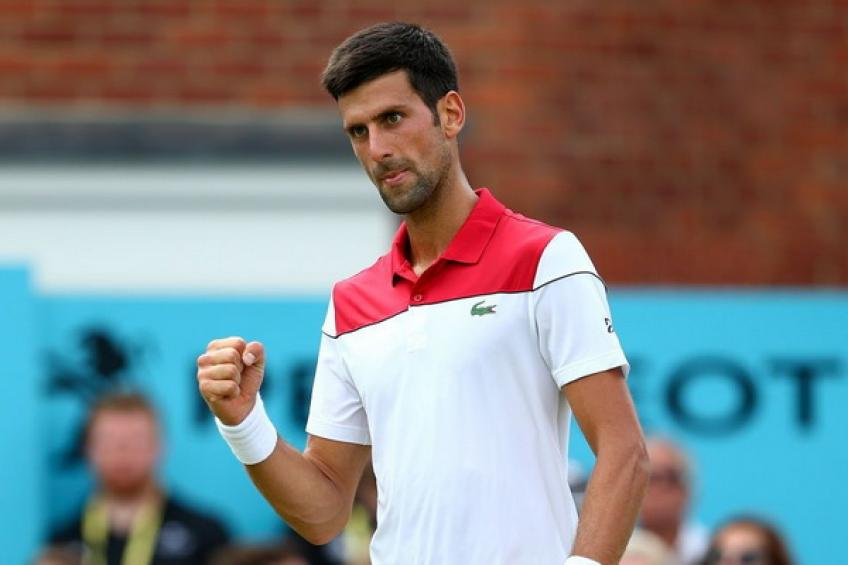 ATP Queen's: Novak Djokovic marches on. Kyrgios dethrones Lopez in thriller