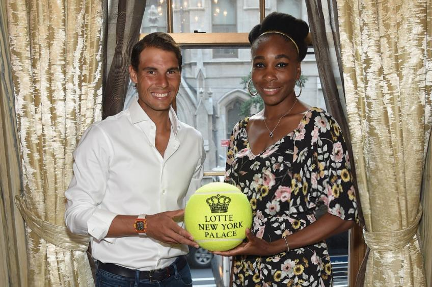 Venus Williams speaks about Rafael Nadal's comments on prize money