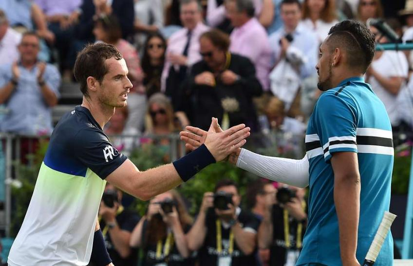 Andy Murray's First Match in a Year Draws High Viewership