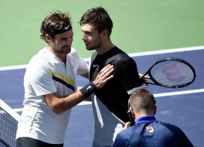 Federer Loses World No.1 Spot To Nadal After Coric Defeat