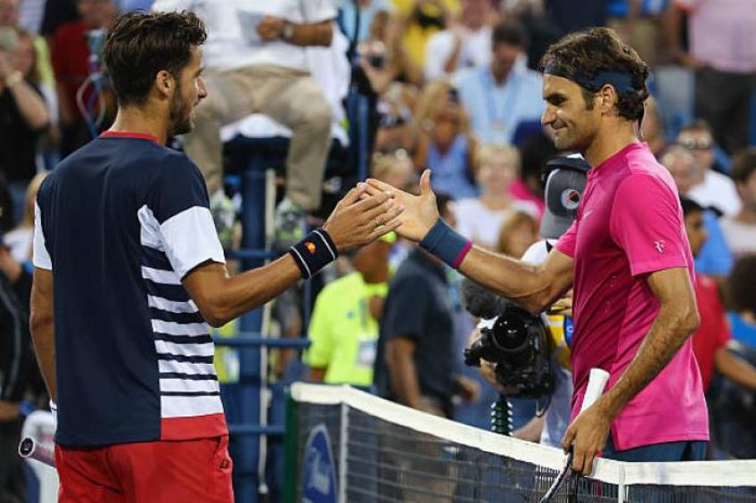 Feliciano Lopez set to break Roger Federer's historical record at Wimbledon