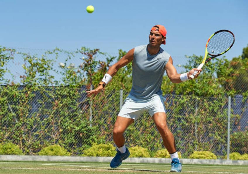 Rafael Nadal's confidence is sky high says former Roger Federer's coach