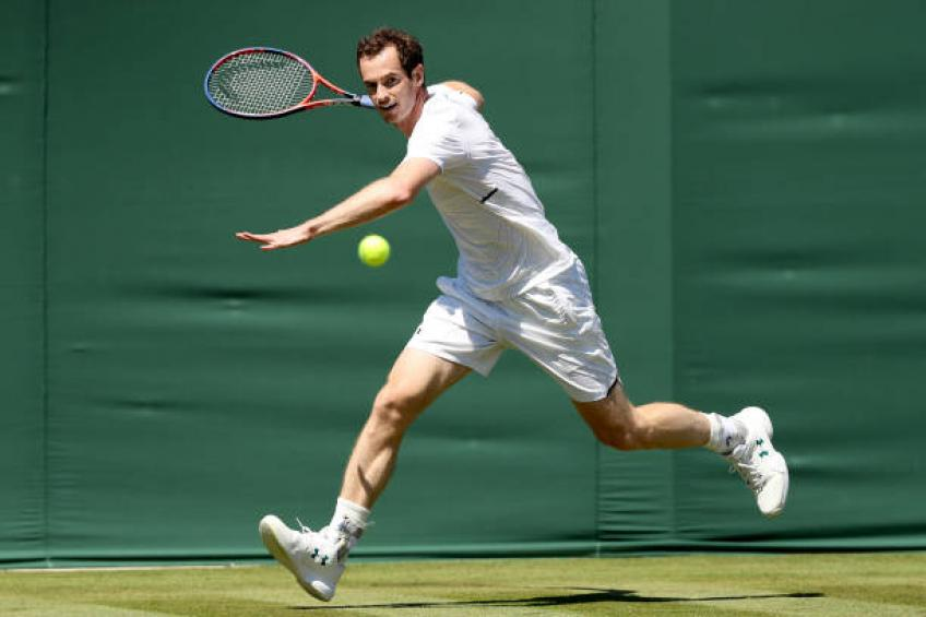 Andy Murray Pulled Out of Wimbledon
