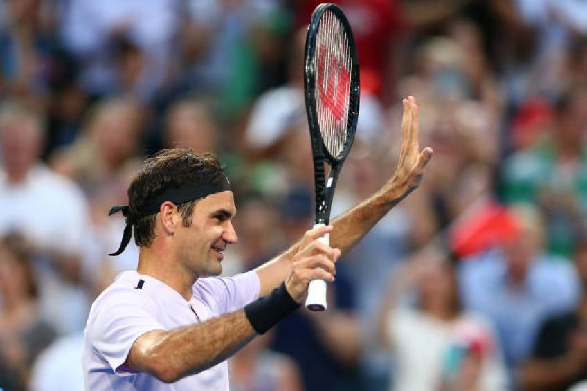 eb713b9469d Revealed  Roger Federer s appearance fee at Hopman Cup