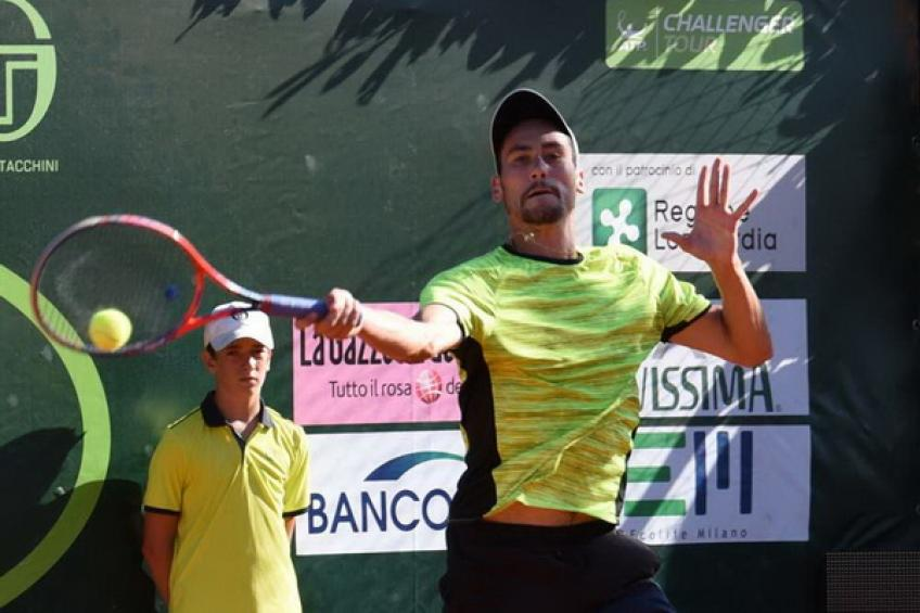 Laslo Djere edges de Bakker. First final for Gianluca Mager