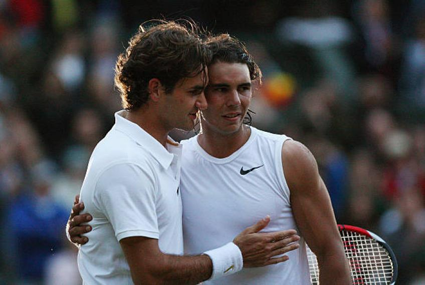 Roger Federer '2008 Wimbledon final against Nadal made me more human'