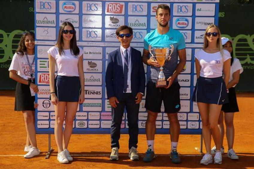 Laslo Djere wins second Challenger title after a dominant performance