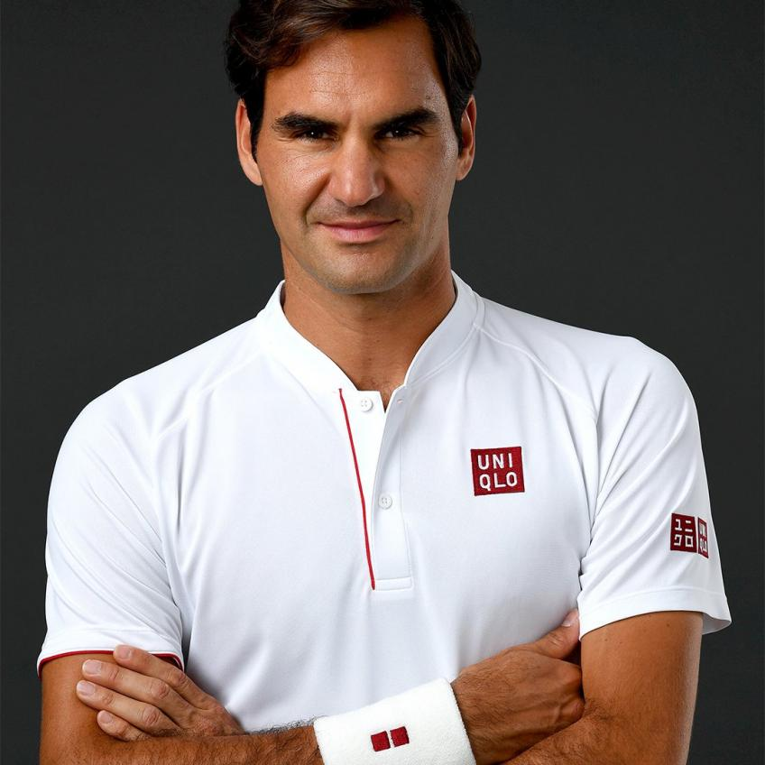 Roger Federer signs 300 million dollars deal with Uniqlo - Full details
