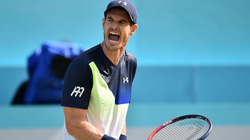 Andy Murray's body needed 48 hours to recover after comeback match